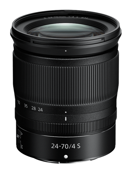 Used Nikon Nikkor Z 24-70mm f/4 S