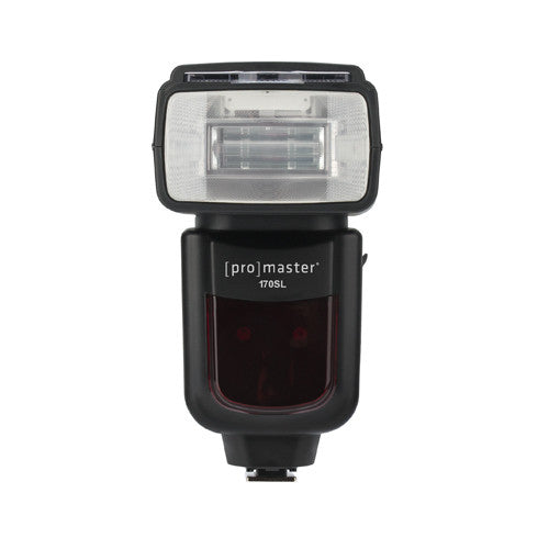 ProMaster 170SL Speedlight for Nikon - Photo-Video - ProMaster - Helix Camera
