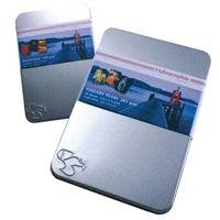 "Hahnemuhle FineArt Photo Rag 308, Bright White Matte Inkjet Photo Cards, 308gsm, 18.9mil., 4x6"", 30 Sheets in a Tin Box."