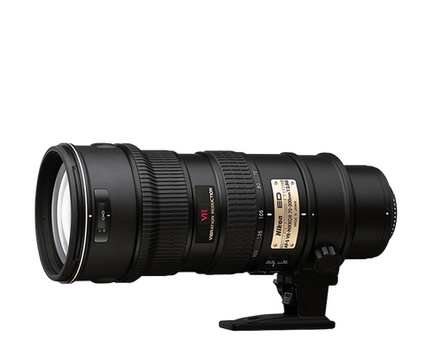 Used Nikon AF-S 70-200mm f2.8G IF-ED VR