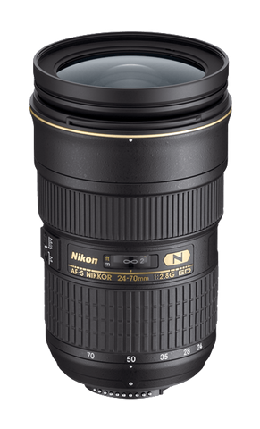 Nikon AF-S NIKKOR 24-70mm f2.8G ED - Photo-Video - Nikon - Helix Camera