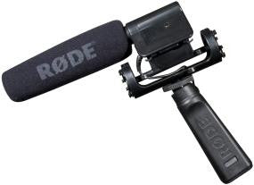 Rode PG1 Cold Shoe Pistol Grip - Audio - RØDE - Helix Camera