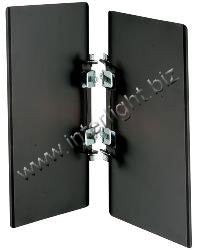 "Photogenic PL24BD 2 Panel Clip-on Barndoors for the 24"" Photogenic Reflector - Lighting-Studio - Photogenic - Helix Camera"