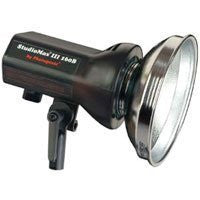 StudioMax III 160ws Monolight with Reflector - Lighting-Studio - Photogenic - Helix Camera