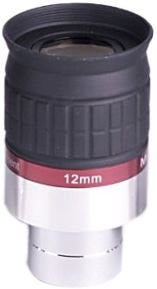 Meade 07733 Series 5000 1.25-Inch HD-60 12-Millimeter Eyepiece (Black) - Telescopes - Meade - Helix Camera