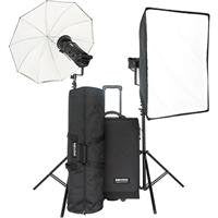 Bowens BW-8710USP Gemini 750Pro (x2) Kit - PocketWizard and Pulsar Compatible (Black)
