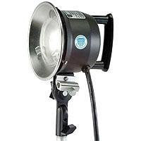 "Photogenic Flash Head with 6"" Reflector for Photogenic Flashmaster Power Packc"