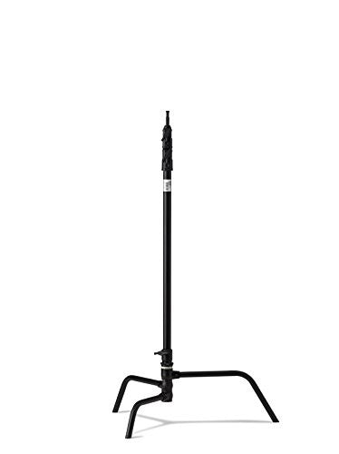 "Kupo 40"" Master C-Stand with Turtle Base - Black - Lighting-Studio - Kupo - Helix Camera"