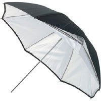 Bowens BW-4046 46-Inch Umbrella Silver/White (115cm) (Black)