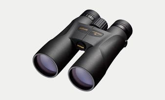 Nikon 7572 PROSTAFF 5 10X50 Binocular (Black) - Sport Optics - Nikon - Helix Camera