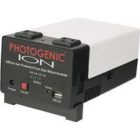 Photogenic Ion Pure Sine Wave Inverter System - Lighting-Studio - Photogenic - Helix Camera