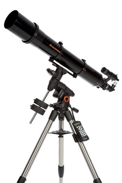 "Celestron Advanced VX 6"" Refractor Telescope - Telescopes - Celestron - Helix Camera"