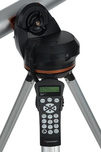 Celestron 60 LCM Computerized  Telescope - Telescopes - Celestron - Helix Camera