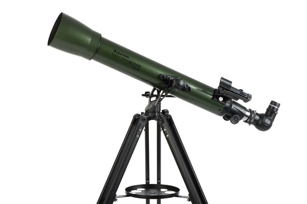Celestron ExploraScope 70AZ Telescope - Telescopes - Celestron - Helix Camera