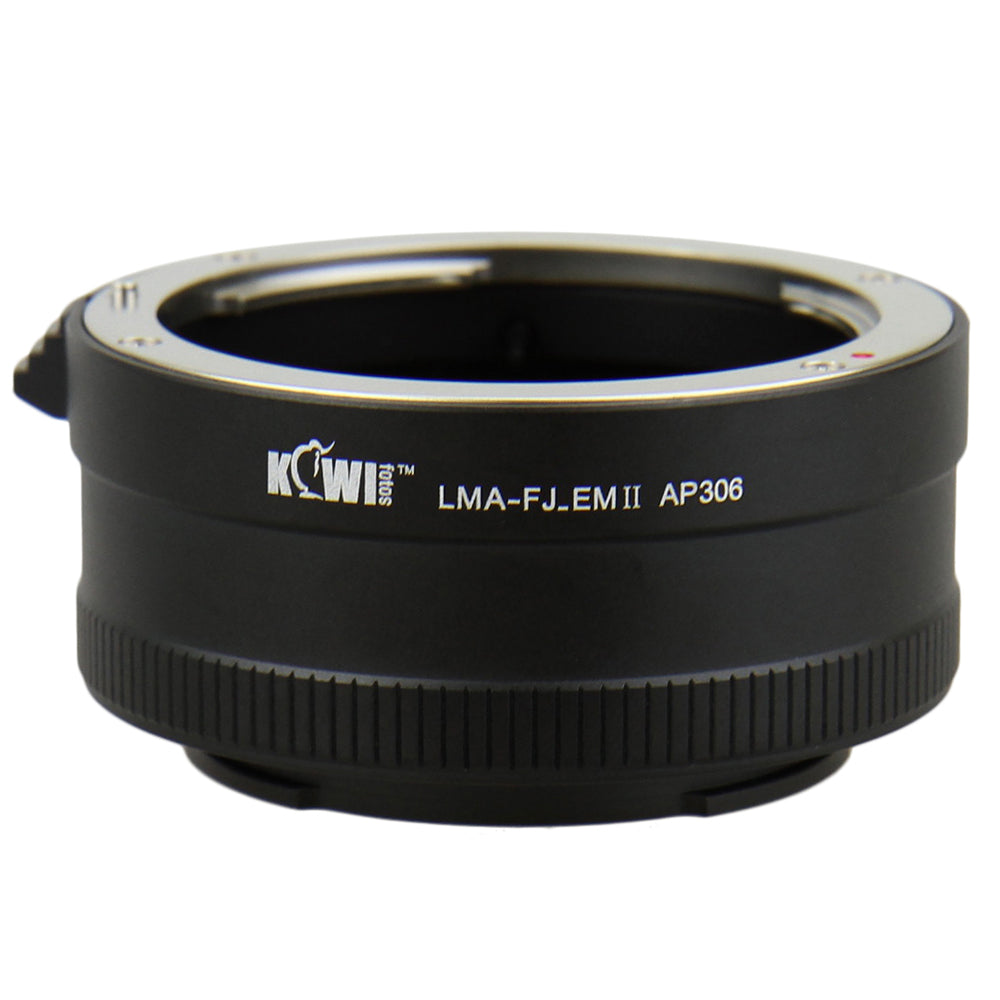 Kiwifotos Mount Adapter - Fuji X to Sony E-Mount
