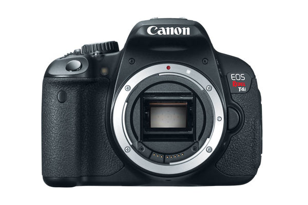 Used Canon EOS Rebel T4i DSLR Body