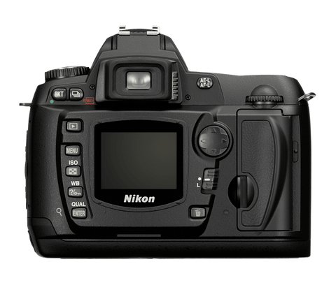 Used Nikon D70 DSLR Body Only