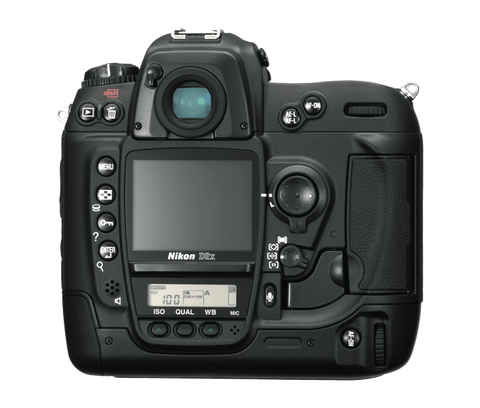 Used Nikon D2x DSLR Body