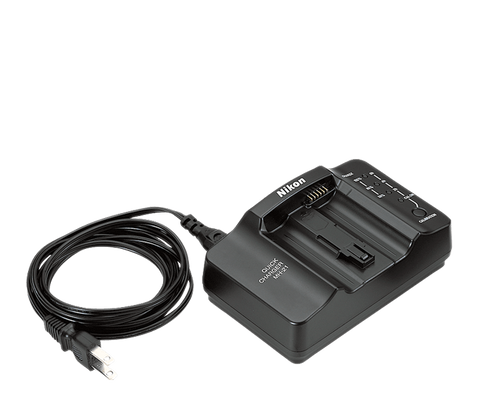 Nikon MH-21 Quick Charger - Photo-Video - Nikon - Helix Camera