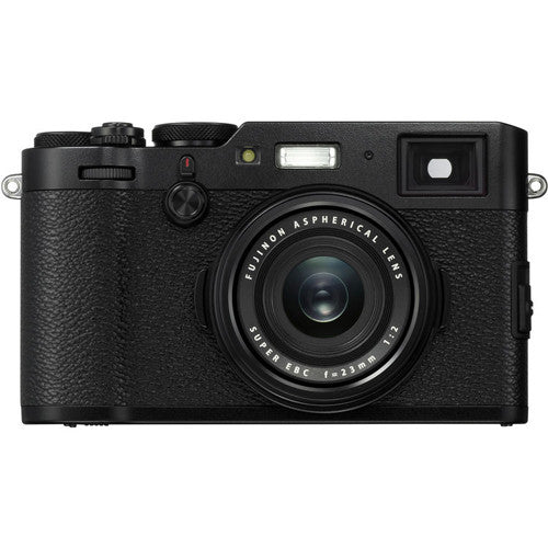 Fujifilm X100F Digital Camera (Black) - Photo-Video - Fujifilm - Helix Camera