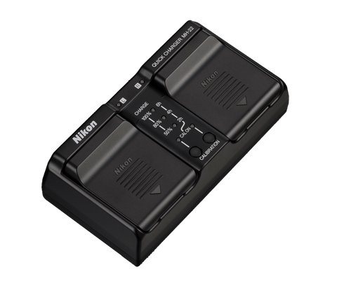 Nikon MH-22 Quick Charger for EN-EL4 & EN-EL4a Batteries