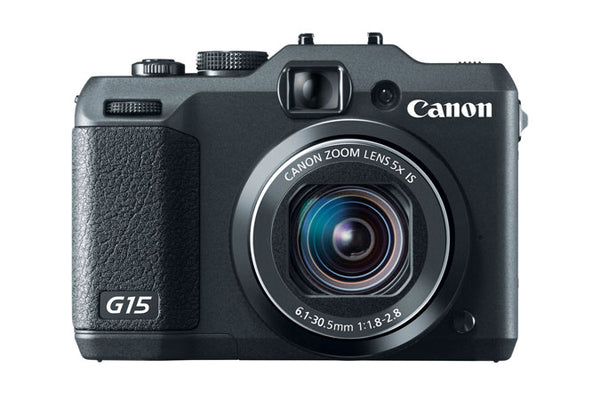 Used Canon PowerShot G15 Digital Camera