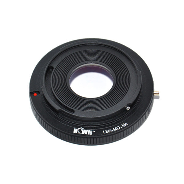 Kiwifotos Mount Adapter - Minolta MD to Sony A-Mount