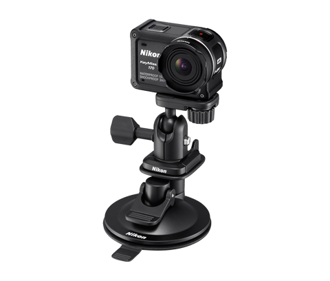 Nikon KeyMission AA-11 Suction Cup Mount
