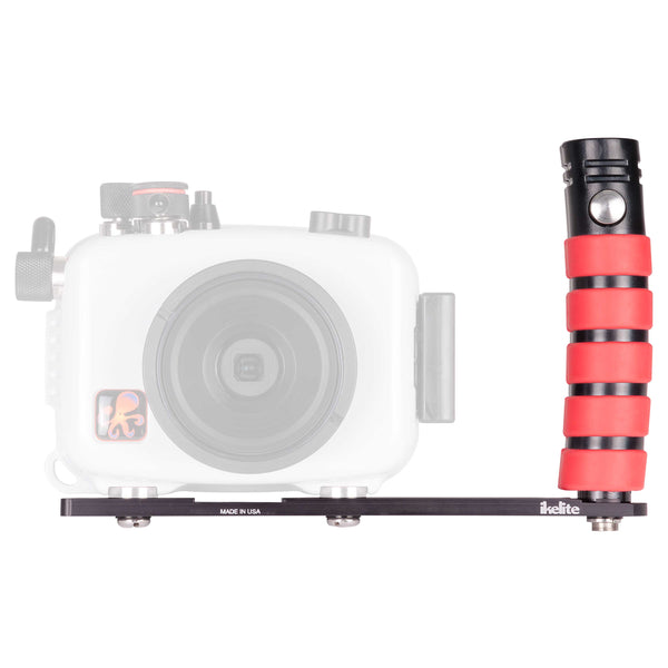 Ikelite Action Tray II with Left Handle for Compact Housings - Underwater - Ikelite - Helix Camera