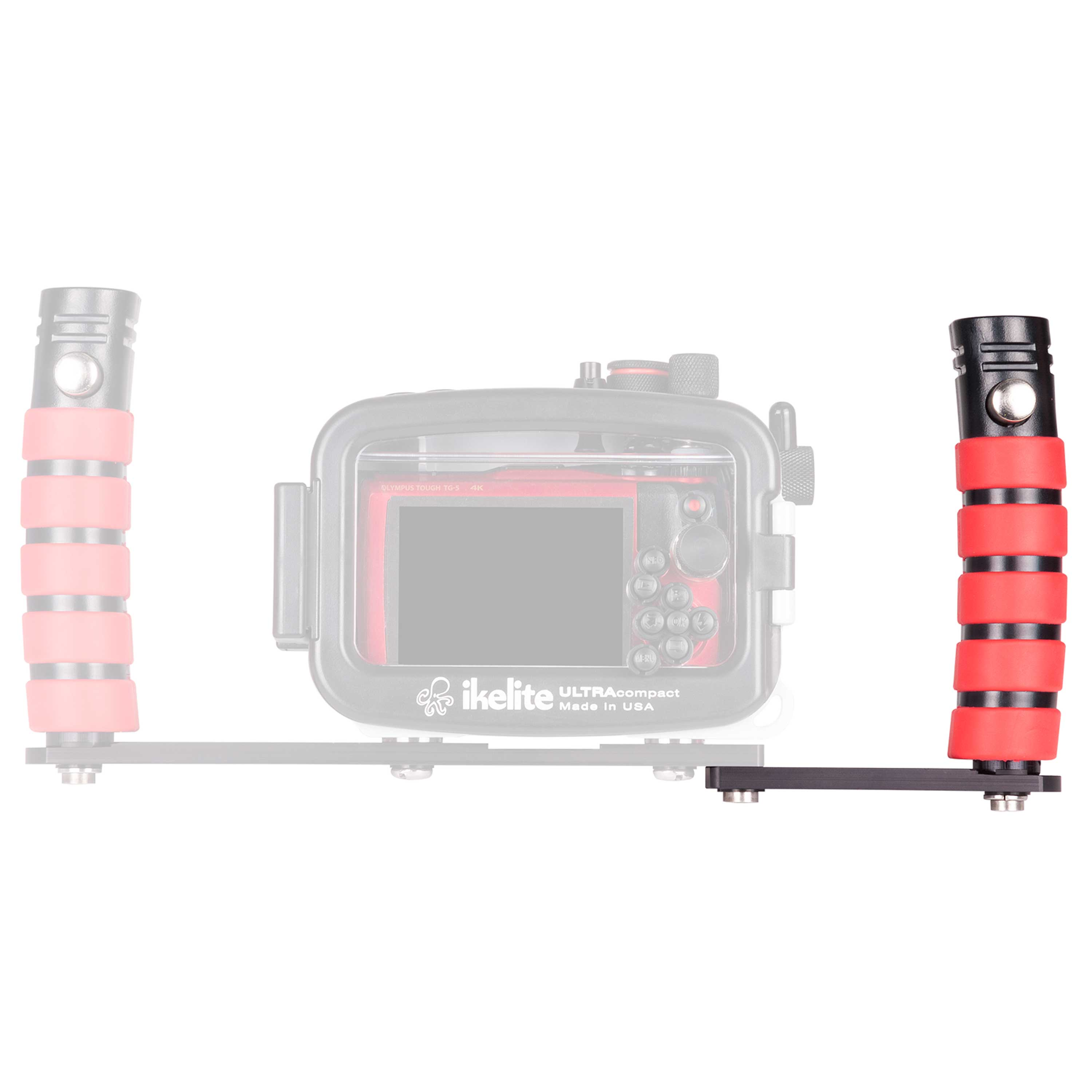Ikelite Action Tray II Extension with Right Handle for Compact Housings - Underwater - Ikelite - Helix Camera