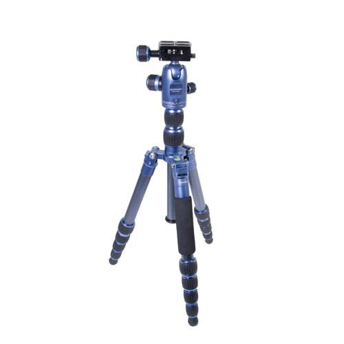 ProMaster Professional XC522 Tripod with Ball Head - Blue - Photo-Video - ProMaster - Helix Camera