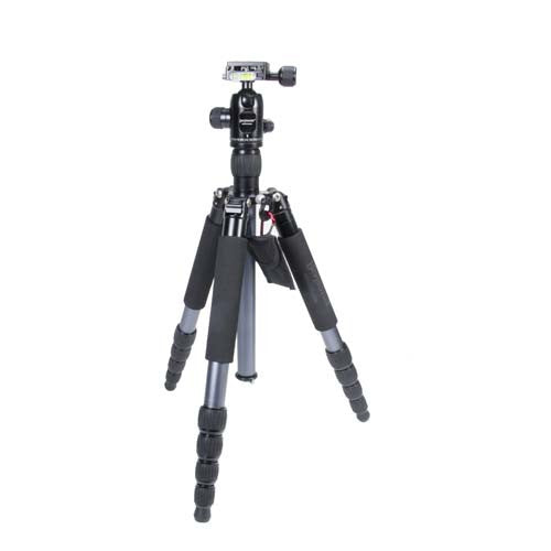 ProMaster Professional XC525 Tripod with Ball Head - Black - Photo-Video - ProMaster - Helix Camera