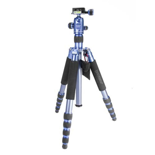 ProMaster Professional XC525 Tripod with Ball Head - Blue - Photo-Video - ProMaster - Helix Camera