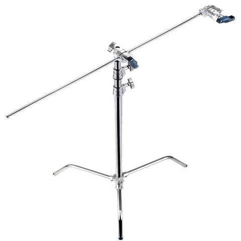 "Avenger 40"" C-Stand Kit 33 Silver Steel A2033F+D200+D520"