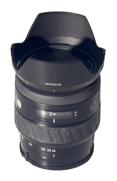Used Minolta Maxxum AF 24-85mm f3.5-4.5 - Photo-Video - Used - Helix Camera