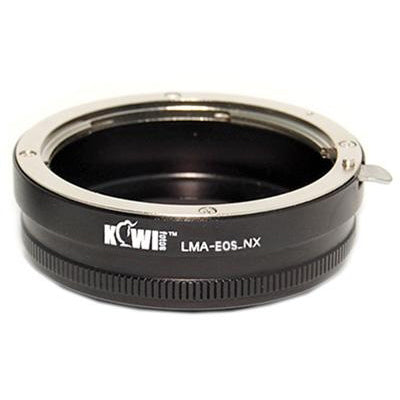 Kiwifotos Mount Adapter - Canon EF to Samsung NX