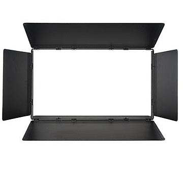 Limelite VB-1335 Studiolite 4-Leaf Barndoors for Sl455DMX (Black)
