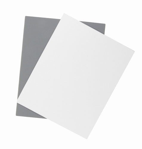 Promaster Digital Exposure Gray Card (8x10 2 Pack) - Photo-Video - ProMaster - Helix Camera