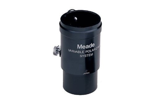 Meade 07286 No.905 1.25-Inch Variable Polarizing Filter (Black) - Telescopes - Meade - Helix Camera