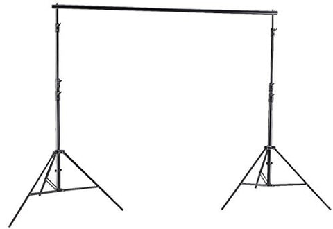 Studio-Assets 12' Heavy Duty Background Support System - Lighting-Studio - Studio-Assets - Helix Camera