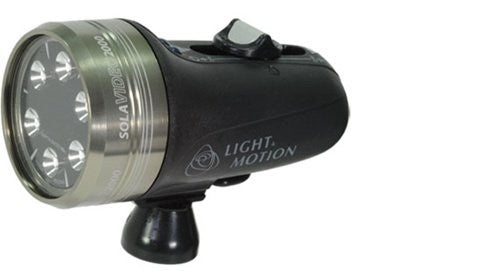 Light & Motion SOLA T-Handle Grip (Large) -  - Light & Motion - Helix Camera