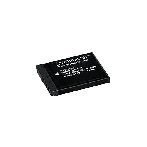 ProMaster NP-FT1 XtraPower Lithium Ion Replacement Battery for Sony - Photo-Video - ProMaster - Helix Camera