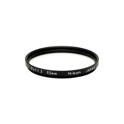 Nikon 52mm Softfocus 2 Filter - Photo-Video - Nikon - Helix Camera