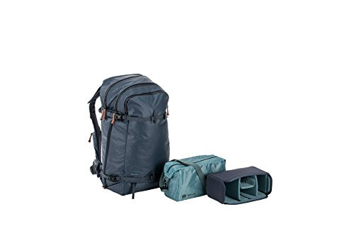 Shimoda Explore 40 Starter Kit (w/ 2 Small Core Units) - Blue Nights (520-003)