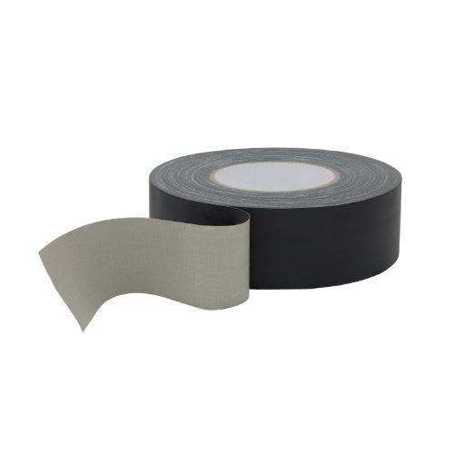 Kupo Gaffer Tape 1.9 Inches x 164 Feet (48mm x 50m) , Black Matte KG084211 - Lighting-Studio - Kupo - Helix Camera