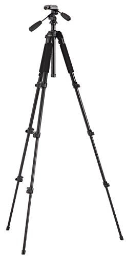 Studio-Assets 3-Way Head with Small Photo Tripod Kit