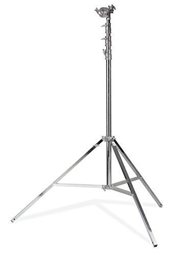 Kupo KS600812 Wide Base High Overhead Stand (Black)