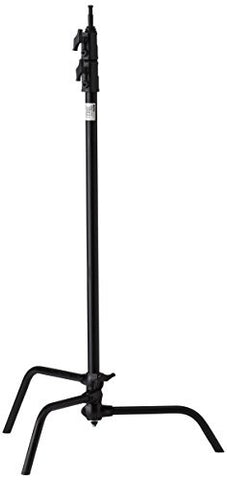 "Kupo 40"" Master C-Stand with Sliding Leg - Black - Lighting-Studio - Kupo - Helix Camera"