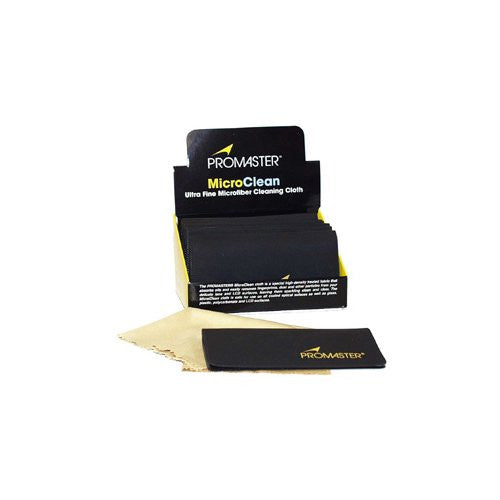 Promaster MicroClean Cleaning Cloth ~ Assorted Colors