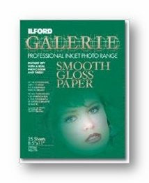 Ilford Imaging 1123568 Galerie Smooth Gloss Pre-Mounted Board - Print-Scan-Present - Ilford - Helix Camera